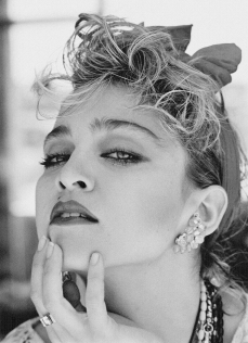 American Singer Madonna