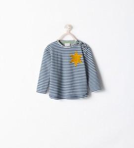 maglia incriminata di Zara