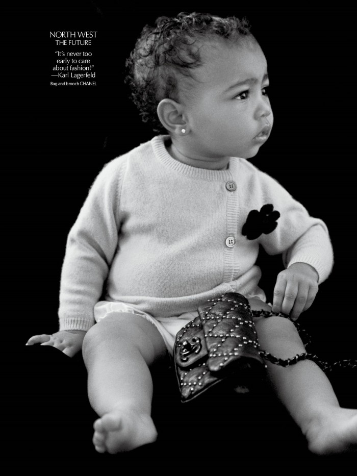 north west in chanel