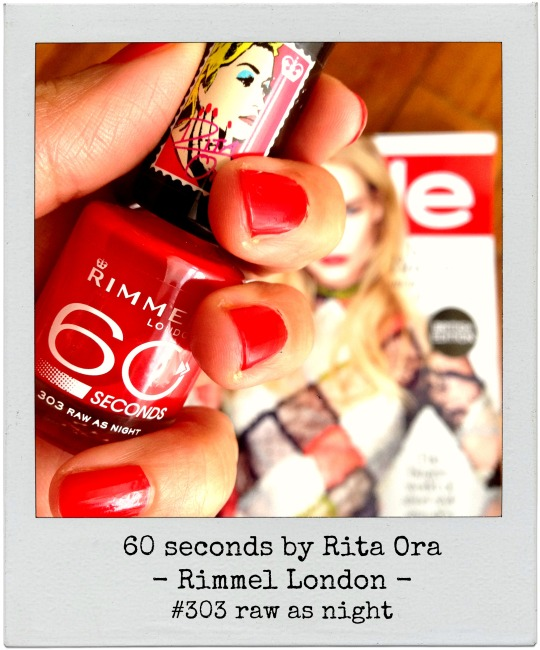 Rita Ora per Rimmel London